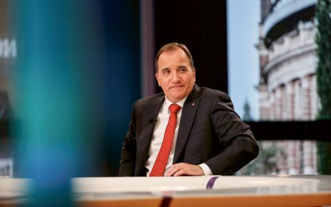 Även vänsterfalangen inom Socialdemokraterna tycker  att det är rätt av Stefan  Löfven att inte samarbeta  med Vänsterpartiet.  Bild: Sören Andersson/TT