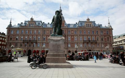 Maktskifte. I Sundsvall blir det maktskifte efter fyra år med borgerlig allians.