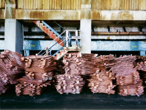 """""""Bara på Gärstads avfallsanläggning i Linköping kan det finnas metaller värda närmare fyra miljarder kronor"""", skriver MP. Deras förslag är att ta vara på de metaller som redan finns istället för att gräva efter nya. BILD: FLICKR"""