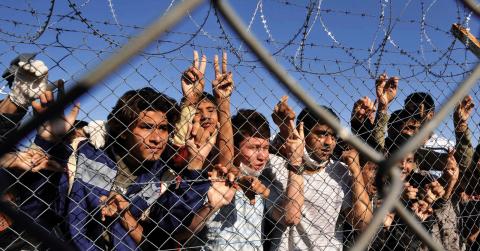 Bild: Nikolas Giakoumidis/AP/TT