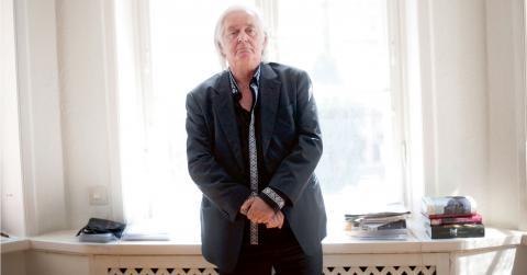 Henning Mankell Bild: Björn Larsson Rosvall/TT