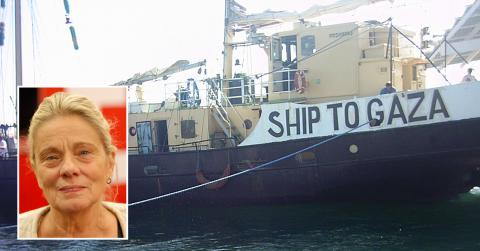 Bilder: Wikipedia, Ship to Gaza