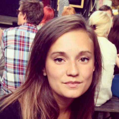 Veronika Bäckman.