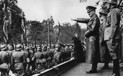 Staden Wien kom heller aldrig att omfattas av Hitlers kärlek, skriver Jan Karlsson. Bild: AP