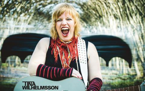 Tina Wilhelmsson. Bild: Feministfotografen.se