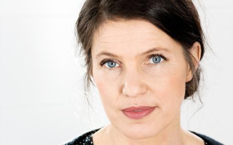 Kristina Sandberg.  BILD: Maria Annas