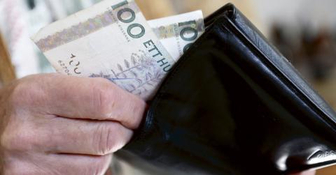 Sveriges ekonomiska läge är idag mycket gott i jämförelse med andra europeiska länder, skriver Palle Landin. Bild: Fredrik Sandberg/TT