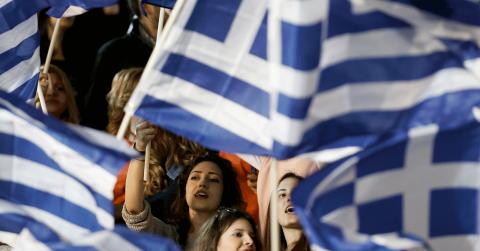 Bild: Petros Giannakouris/AP/TT