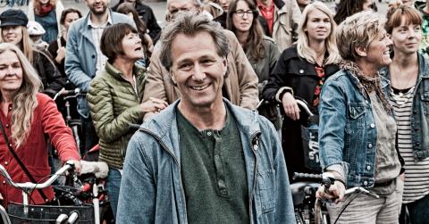 """""""Systemet bryter samman, alltså måste man göra någonting"""", säger Fredrik Gertten. Bild: Press"""