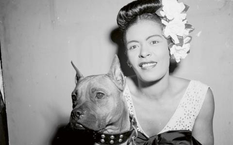 Billie Holiday – en sensation.