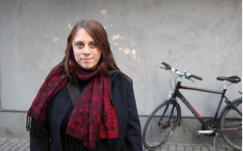 Anna Zetterholm BILD: Hanna Strömbom