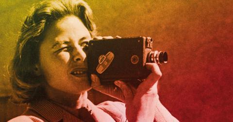 Stig Björkmans dokumentär Jag är Ingrid försöker ge en inblick i personen Ingrid Bergman med hjälp av brev, dagböcker och privata filmer.  Bild: Press
