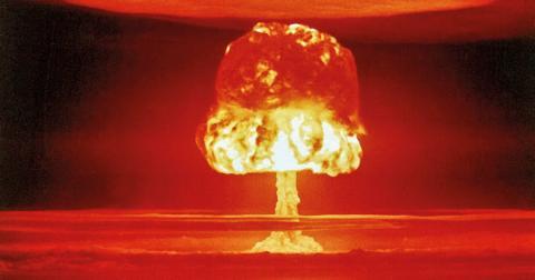 Sveriges alliansfrihet och att vi stannar utanför kärnvapenalliansen Nato framstår som det viktigaste bidraget vi kan ge till en kärnvapenfri framtid, skriver Tomas Magnusson. Bild: TT