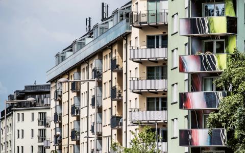 Den internationella sajten Airbnb förmedlar semesterboende över hela världen och har snabbt blivit populär även i Sverige. I dag erbjuder 10 000 svenskar turister att hyra rum eller hela bostäder. Bild: Tomas Oneborg/SvD/TT