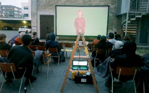 Uppbygglig filmvisning med påföljande diskussion i Malmö.