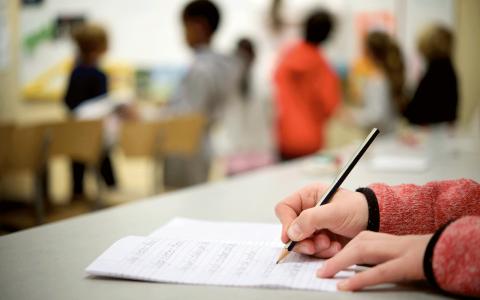 Riskkapitalbolaget EQT har börjat förbereda en försäljning av friskolekoncernen Academedia.  Bild: Jessica Gow/TT