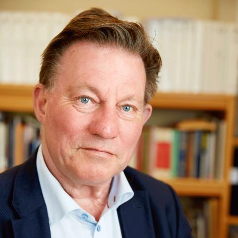 Claes Borgström Bild: Fredrik Persson/TT