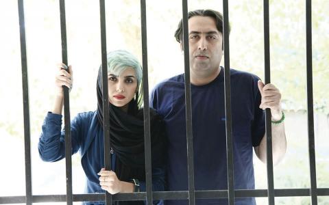 Fateme Ekhtesari och Mehdi Mousavi