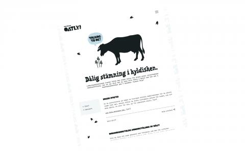 Oatly lägger upp alla dokument på sin sajt.