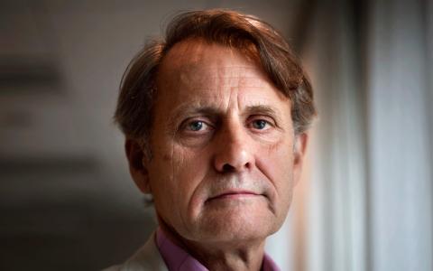 Anders Sundström. Bild: Rebecka Uhlin / SvD / TT