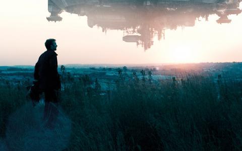 Från filmen District 9.
