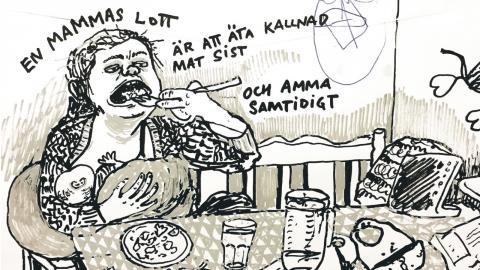 Illustration: Ulrika Linder
