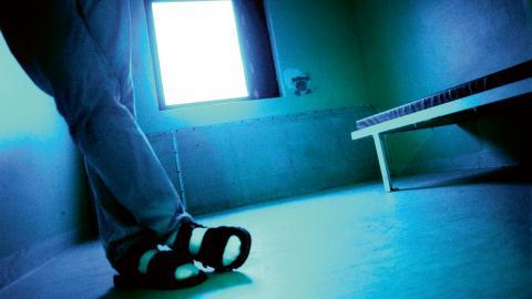 Förra året sattes barn och unga i isoleringscell över 780 gånger.  Bild: Agnes Wikmark/TT