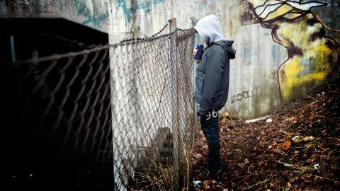 """""""Jag är rädd för att Norrköping kommer att gå till historieböckerna som staden där den andra stora vågen av privatisering inom välfärden började"""", säger Nicklas Lundström.   Bild: Henrik Montgomery/TT"""