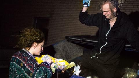 Cirka 120  personer är medlemmar i en Facebookgrupp för dumpstrare i Norrköping. En nationell dumstringsgrupp på Facebook har några tusen medlemmar. Där hjälps man åt att bland annat hitta bra ställen. Bild: Lucas De Vivo