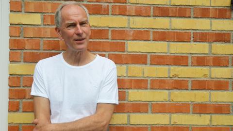 Erik Hedenström, professor på Mittuniversitetet, hoppas kunna göra en insats för Sveriges alla skogsägare. Bild: Mia Berg