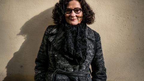 Ebba Witt-Brattström. Bild: Magnus Hjalmarson Neideman/SvD/TT