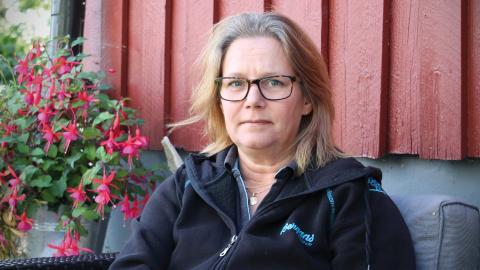 Under de sju år som Amalia har varit borta har Nina vänt ut och in på varje situation och frågat sig om hon kunde har gjort någonting annorlunda. Bild: Stina Berglund