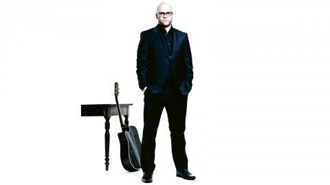 Neofolkmusikern Jérôme Reuter. Bild: Ralf Bauer