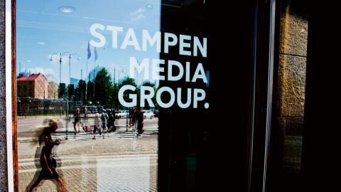 Mediejätten Stampen är nära konkurs. Enligt en kartläggning från Dagens Samhälle försvann runt 1 000 journalistjobb 2013 och 2014. 2015 var siffran 235, enligt tidningen Journalisten. Bild: Adam Ihse/TT