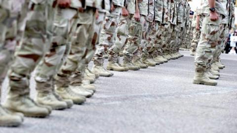 Det finns starka skäl att tvivla på den militära utbildningen av Peshmerga, skriver debattören.  Bild: Pontus Lundahl/TT