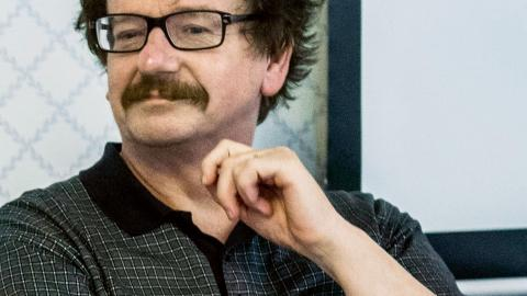 Kommunstyrelsens ordförande i Norrköping, Lars Stjernkvist (S). Bild: Claudio Bresciani/TT