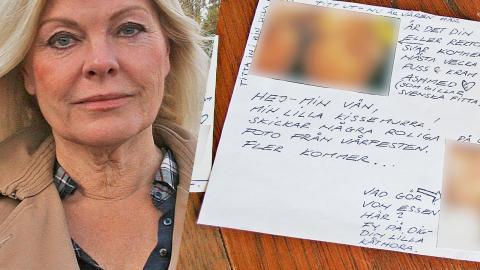 Ulla Ekström von Essen har inte mottagit några hot sedan hon slutade forska om Sverigedemokraterna.  Bild: Andrea Wesslén