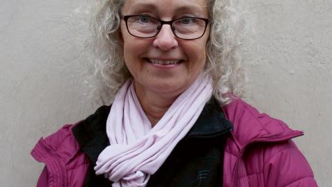 """Eva Svedberg, 61, gjorde abort 1974. """"Man får leva med det obehag det kan leda till mentalt, men om man har fattat det beslutet tycker jag inte att det ska finnas några som dömer en"""", säger hon. bild andrea wesslén Bild: Andrea Wesslén"""