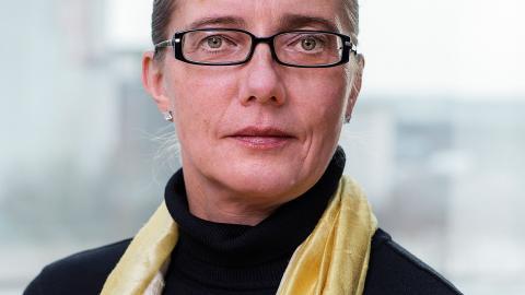 """""""Tanken är inte att skyddet ska gälla hela livet"""", säger Ingegerd Widell, verksamhetsutvecklare på Skatteverket. Bild: Press"""