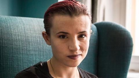 Laurie Penny Daniella Backlund/SvD/TT