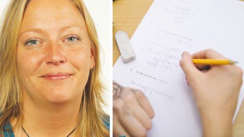 Sverige ska konkurrera med kunskap – inte med låga löner, menar debattören. bild Henrik Montgomery/TT