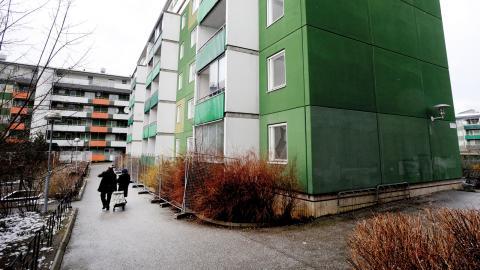 De skatter vi får in måste gå till dem som har det största behovet, menar debattören.  Bild: Tomas Oneborg/SvD/TT