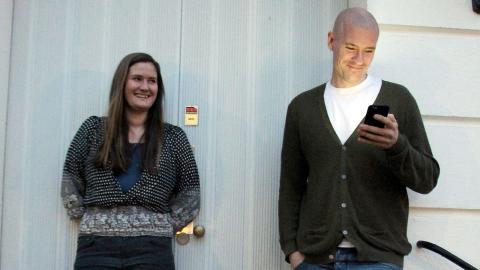 För Andreas Jansson och Johanna Forsman blev vägen till lanseringen av en ny app krokig, men när framgången väl kom så hände mycket.