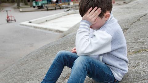 Verbal misshandel är ett försummat problem som slår hårt mot de försummade barnen. Bild: Jessica Gow/TT