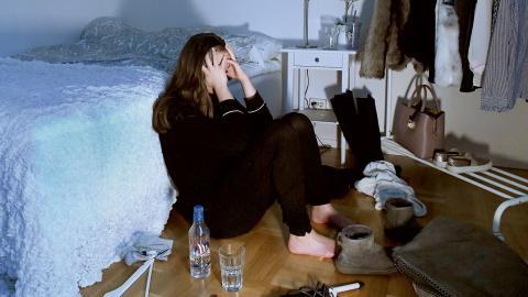 Sexuella trakasserier är en av de vanligaste orsakerna till depressiva symptom hon tonårstjejer .Bild Janerik Henriksson/TT