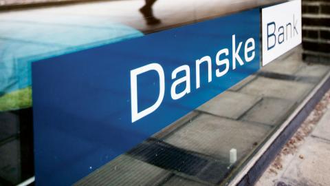 Danske Bank hamnar sist i Fair Finance Guides sammanställning över hållbara banker. Bild: Linus Sundahl-Djerf/SvD/TT