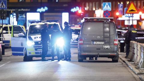 """""""Tron på polis och domstolar är djupt rotad.""""  Bild: Emil Langvad/TT"""