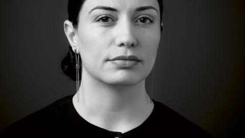 Nabila Abdul Fattah. Bild: Gabriel Liljevall