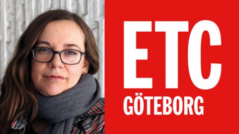 Cecilia Verdinelli blir ledarskribent i dagstidningen ETC Göteborg.