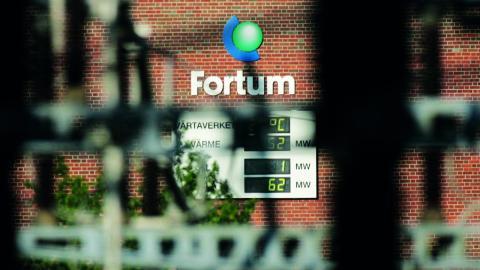 """""""Vi oroas över att Fortum väljer att driva kolkraftverket mer än i yttersta nödfall av kostnadsskäl därför att såväl kolet som utsläppsrätterna fortfarande är billiga"""", skriver debattörerna. Bild: TT"""